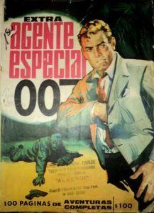 agente especial 007